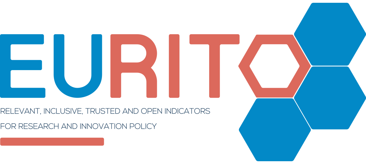 EURITO – EU Relevant, Inclusive, Timely, Trusted, and Open Research Innovation Indicators